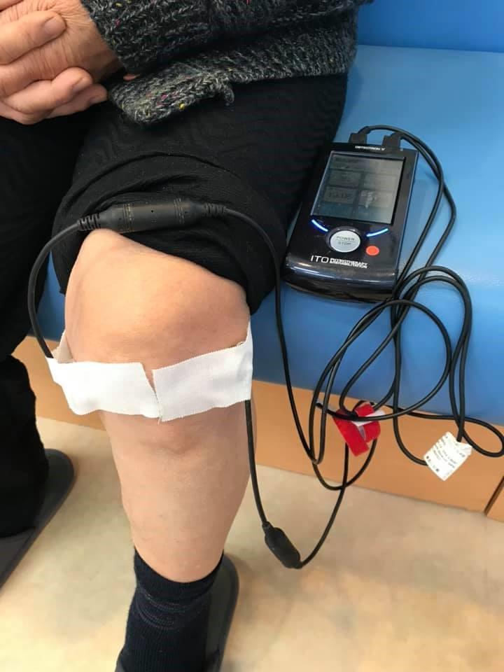 変形性膝関節症LIPUS